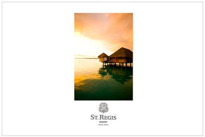 St. Règis, Bora Bora