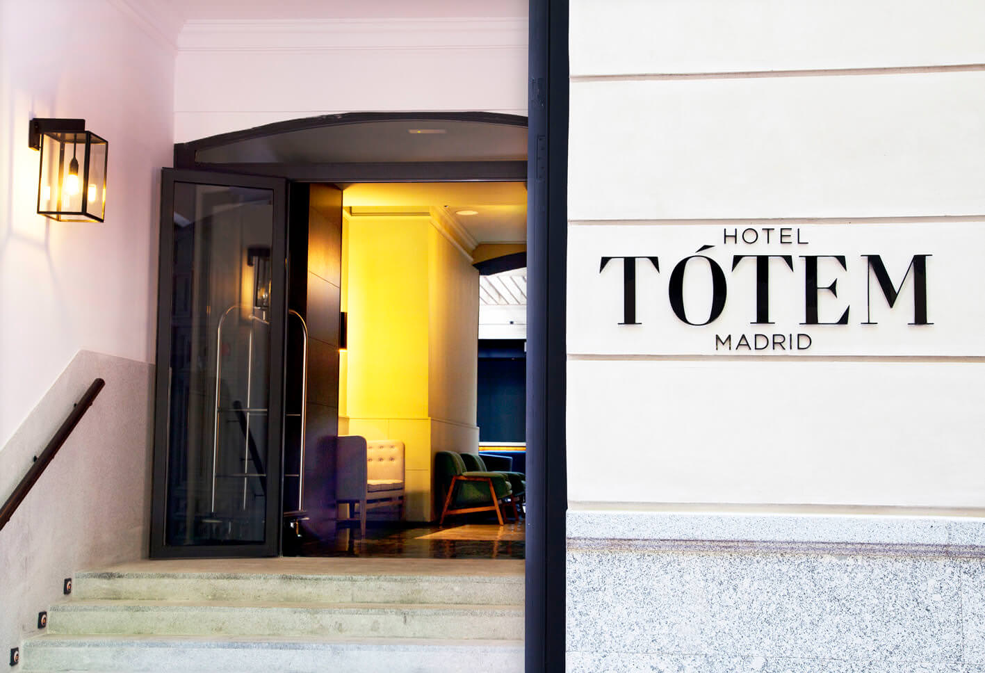 Hotel Totem, Madrid